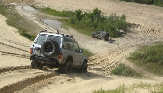 Off Road Co-Drive