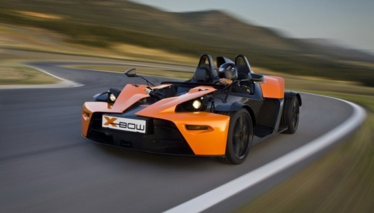 Ford Mustang 14' kontra KTM X-BOW