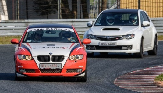 Jazda BMW BiTurbo Performance