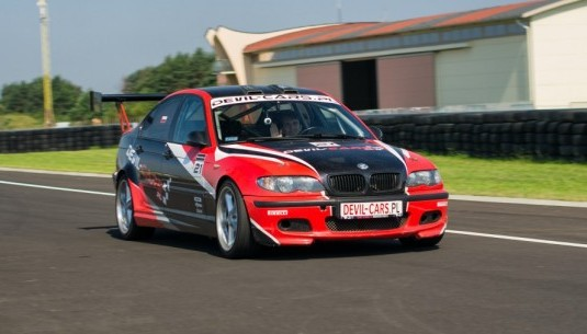 Jazda BMW M Power E46